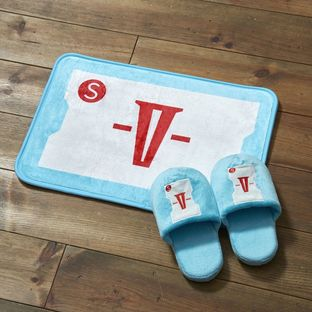 Mobile Suit Gundam Operation V Slippers