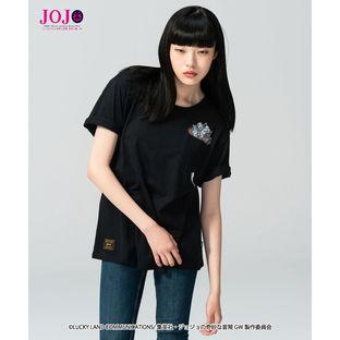 Risotto Nero T-shirt—JoJo's Bizarre Adventure: Golden Wind/glamb Collaboration