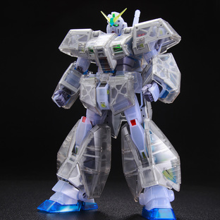 MG 1/100 GUNDAM NT-1 Ver.2.0 [CLEAR COLOR][Sep 2020 Delivery]