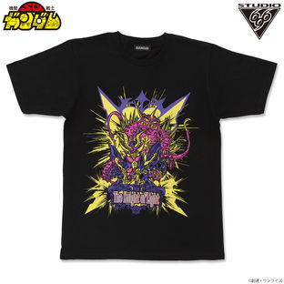 The Knight of Flash feat. STUDIO696 T-shirt