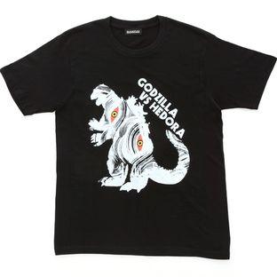 Godzilla 65th Anniversary Movie Poster T-shirt - Godzilla vs. Hedorah ver.