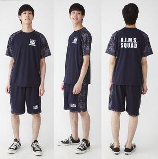 A.I.M.S. SQUAD T-shirt —Kamen Rider Zero-One