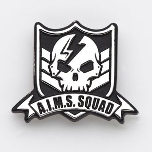 A.I.M.S. SQUAD Badge —Kamen Rider Zero-One