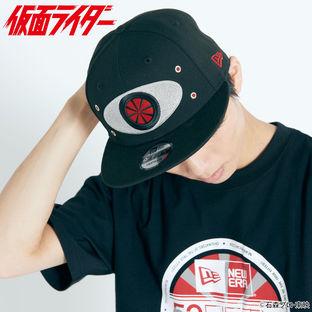 Cap—Kamen Rider 1/New Era Collaboration