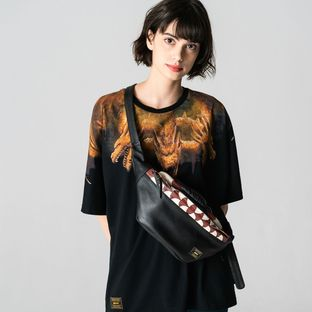Waist Bag—Godzilla/glamb Collaboration