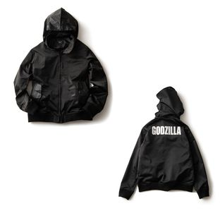 Windbreaker—Godzilla/glamb Collaboration