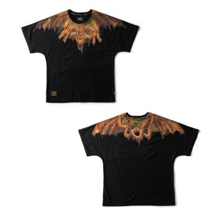 Short Sleeve Dolman Cut—Godzilla/glamb Collaboration