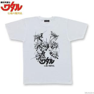 Mashin T-shirt—Mashin Hero Wataru: The Seven Spirits of Ryujinmaru