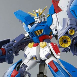 MG 1/100 GUNDAM F90II I-TYPE [Sep 2020 Delivery]