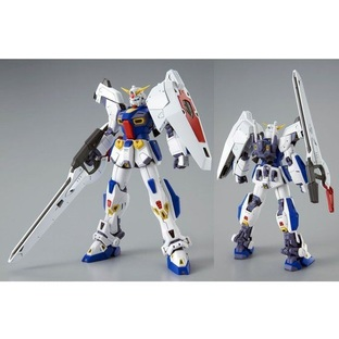 MG 1/100 MISSION PACK D-TYPE & G-TYPE for GUNDAM F90