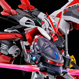 MG 1/100 GUNDAM ASTRAY RED FRAME FLIGHT UNIT