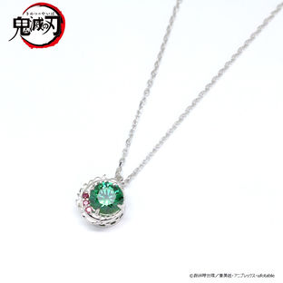 Necklace—Demon Slayer: Kimetsu no Yaiba/MATERIAL CROWN Collaboration [April 2021 Delivery]