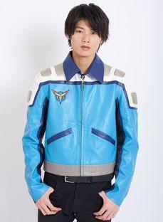 Ultraman Cosmos TEAM EYES  Uniform Jacket
