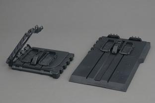 MG 1/100 THE GUNDAM BASE LIMITED CATAPULT BASE