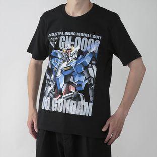 Mobile Suit Gundam 00 Full Color T-shirt II