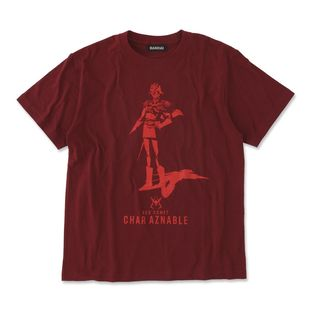Mobile Suit Gundam RED Series T-shirt
