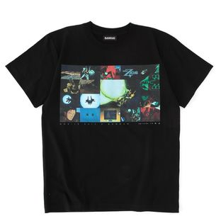 Reunion T-shirt—Mobile Suit Zeta Gundam