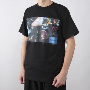 Unidentified Mobile Suits T-shirt—Mobile Suit Zeta Gundam