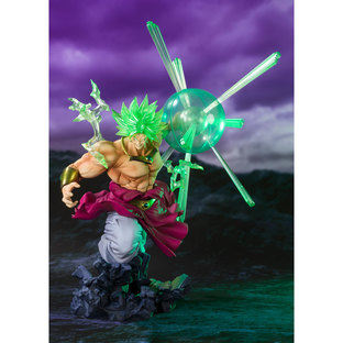 Figuarts ZERO SUPER SAIYAN BROLY-THE BURNING BATTLE- -Event Exclusive Color Edition-