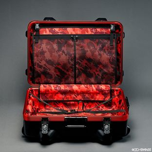 STRICT-G×PROTEX Luggage CR-4000 Mobile Suit Gundam Char
