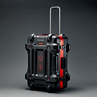 STRICT-G×PROTEX CR-4000 Luggage - Mobile Suit Gundam Char Aznable Version [Oct 2021 Delivery]