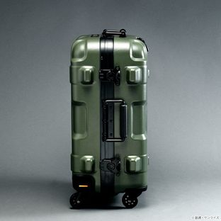 STRICT-G×PROTEX Luggage CR-3300 Mobile Suit Gundam Zeon