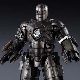 S.H.Figuarts Iron Man Mk-1 -《Birth of Iron Man》 EDITION-(IRON MAN)