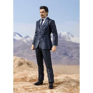 S.H.Figuarts Tony Stark -《Birth of Iron Man》 EDITION-(IRON MAN)