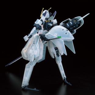 HG 1/144 THE GUNDAM BASE LIMITED GUNDAM TR-6 [WOUNDWORT][CLEAR COLOR]