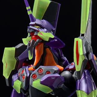 RG Multipurpose Humanoid Decisive Weapon, Artificial Human Evangelion Unit-01 [NIGHT COMBAT COLOR]