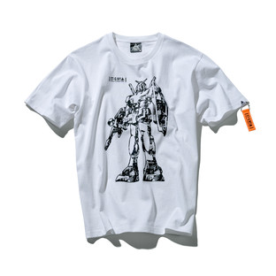 Gundam T-shirt—Mobile Suit Gundam/STRICT-G NEW YARK Collaboration