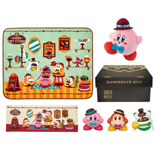 BANPRESTO BOX KIRBY HAT STUDIO