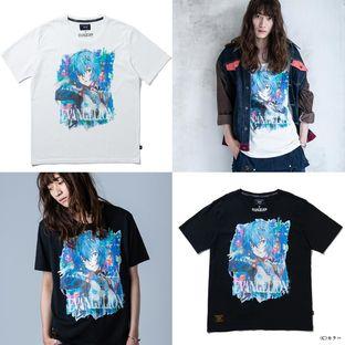 T-shirt—Evangelion/glamb Collaboration