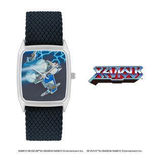Xevious Wristwatch—Namco Museum/LAPS Collaboration