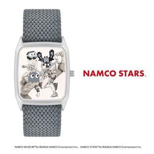 Namco Stars Wristwatch—Namco Museum/LAPS Collaboration