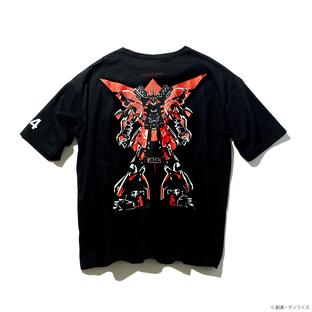 Sazabi Big Size T-shirt—Mobile Suit Gundam: Char's Counterattack