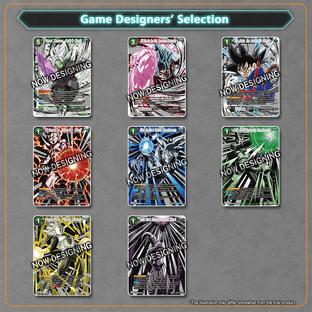 DRAGON BALL SUPER CARD GAME COLLECTOR'S SELECTION Vol.1
