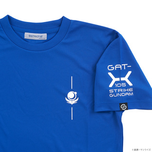 OMNI Enforcer Quick-Drying T-shirt—Mobile Suit Gundam SEED/STRICT-G Collaboration
