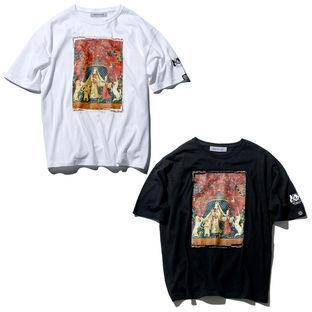 The Lady and the Unicorn T-shirt—Mobile Suit Gundam Unicorn