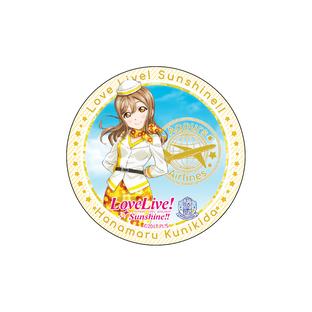 Love Live! Sunshine!! Uranohoshi Girls' High School Store International Tin Buttons Vol. 7 (Set)