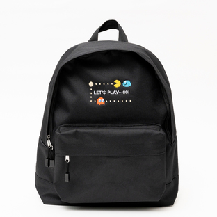TEN-SURA x PAC-MAN™ Collaboration Backpack