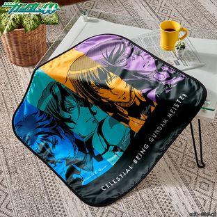 Mobile Suit Gundam 00 Bicolor-themed Blanket