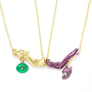 Kamen Rider W BFF Necklace