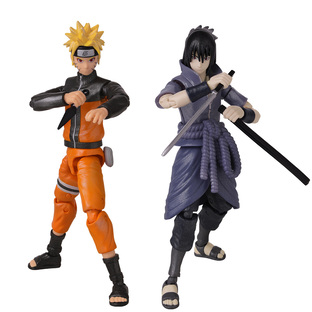 Exclusive ANIME HEROES-NARUTO RIVAL PACK [July 2021 Delivery]