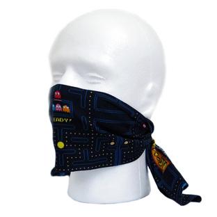 Pacman Tenugui Face Covering [April 2021 Delivery]
