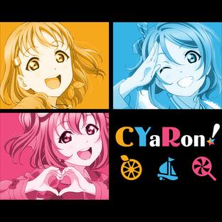 Love Live! Sunshine!! Unit T-Shirt CYaRon!