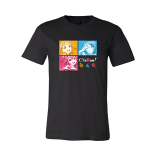 Love Live! Sunshine!! Unit T-Shirt CYaRon!