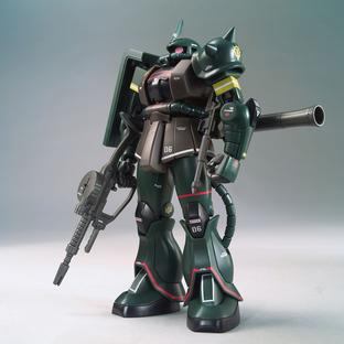 HG 1/144 THE GUNDAM BASE LIMITED MS-06 ZAKU Ⅱ(21stCENTURY REAL TYPE Ver.)