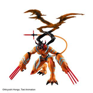DIGIMON ADVENTURE LAST EVOLUTION KIZUNA ULTIMATE IMAGE AGUMON -YUKI'S KIZUNA & GABUMON - YUJO'S KIZUNA