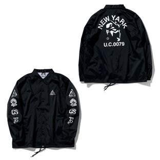 STRICT-G NEW YARK Coach Jacket UC0079